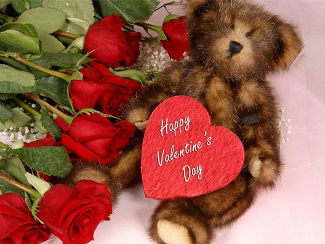 Сценарий День святого Валентина