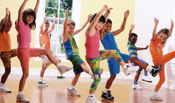Физкультурный досуг для детей