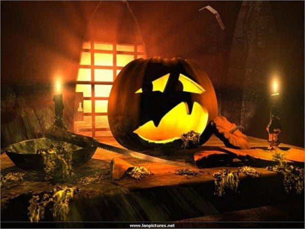 Cценарий к Хэллоуин