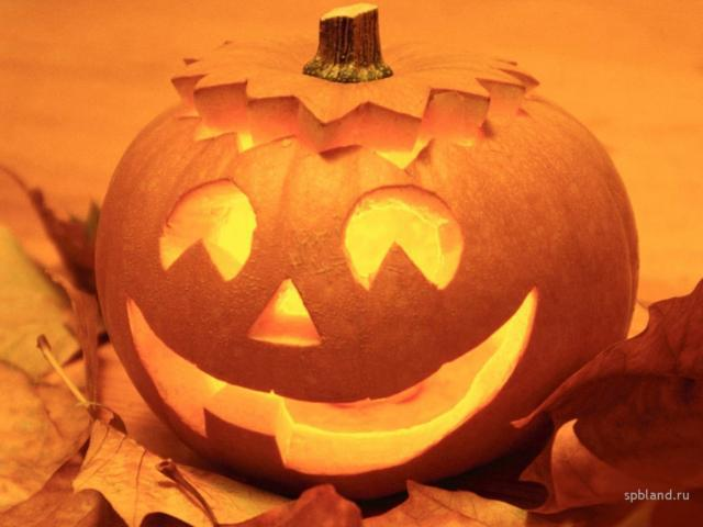 Сценарий на Хэллоуин для детей 3-7 лет