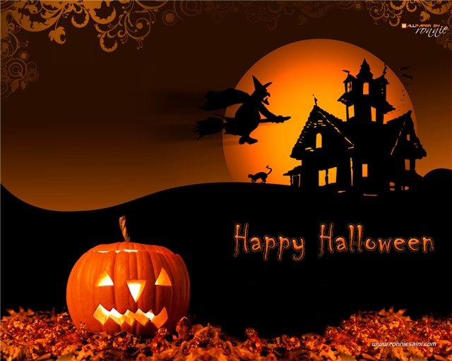 Сценарий хеллоуина в школе
