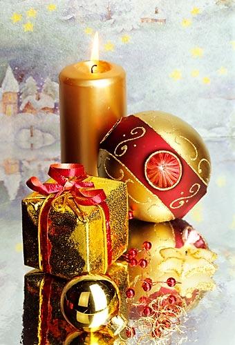 Новогодний сценарий поиска подарков