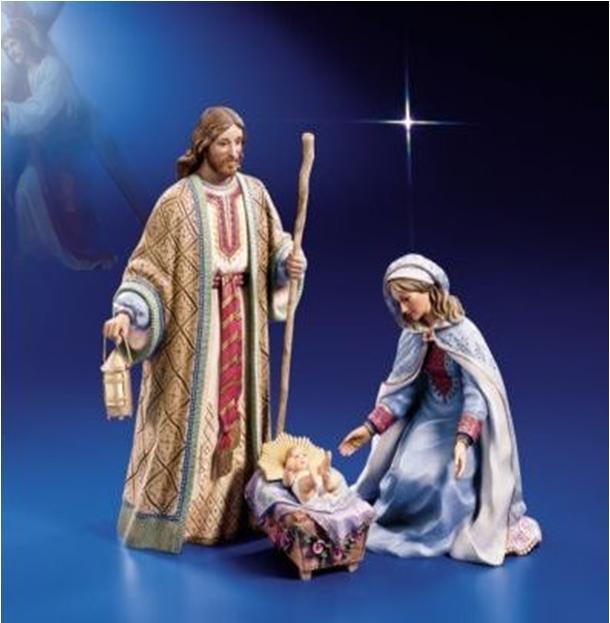 Сценарий праздника Рождество Христово