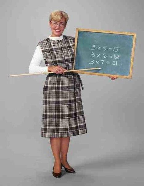 Сценарий День учителя