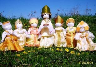 Вводное занятие по «кукловедению» для детей 4—5 лет