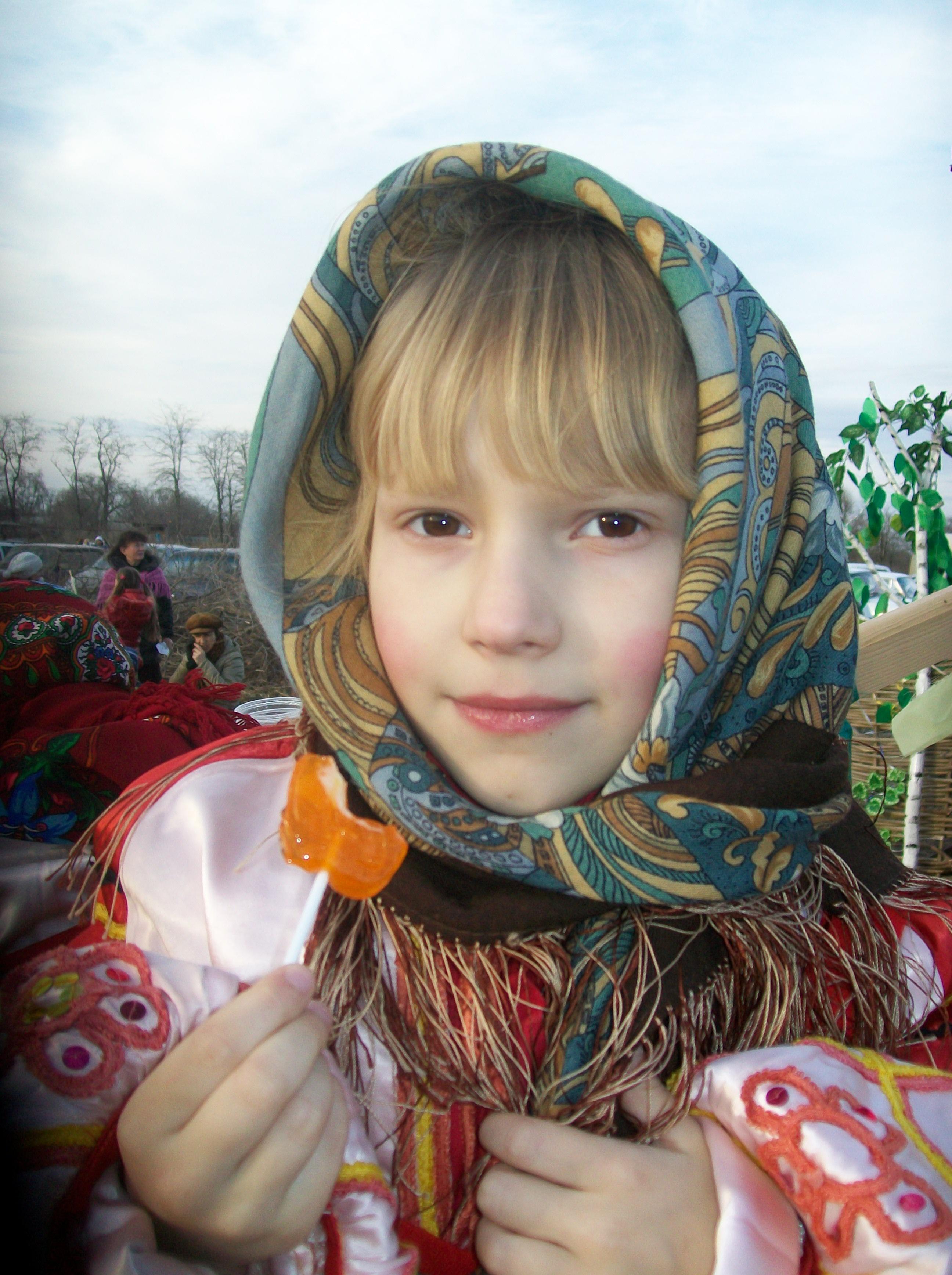 Сценарий празднования Масленицы для учеников и их родителей