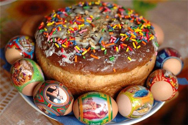 Сценарий праздника Пасха