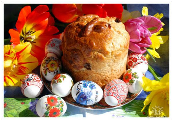 Сценарии праздника Пасхи