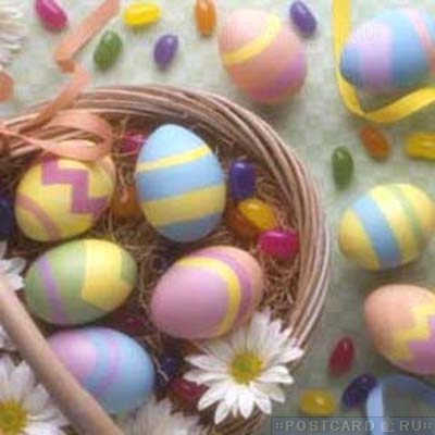 Сценарий празднования Пасхи