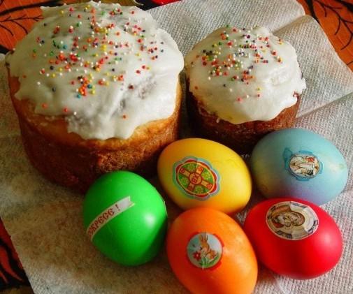 Сценарий праздника Пасхи для подготовительных групп