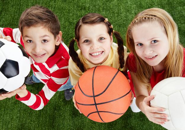 Уличные игры и состязания для детей и взрослых