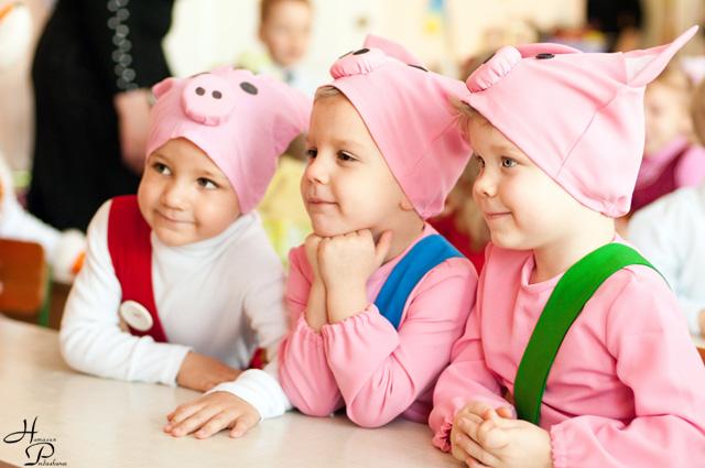 Сценарий утренника выпускной в детском саду